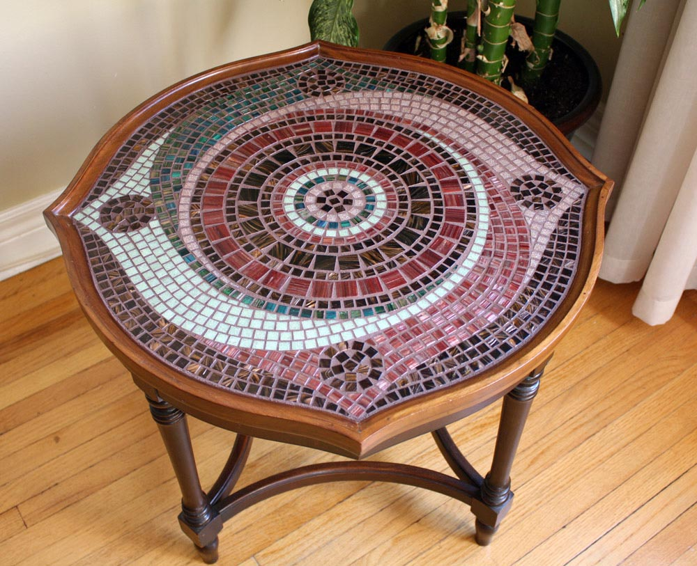 Mosaic Coffee Table to Make the Best Interior