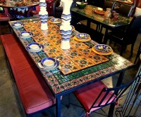 Diy Outdoor Mosaic Tile Table - Diy (Do It Your Self)