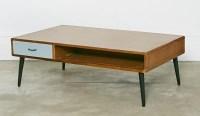 Retro Vintage Coffee Table   Coffee Table Design Ideas