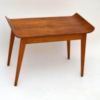 Retro Walnut Coffee Table | Coffee Table Design Ideas