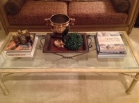 Silver Coffee Table Tray | Coffee Table Design Ideas
