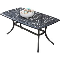 Aluminum Patio Coffee Tables | Coffee Table Design Ideas