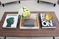 Cool Fashion Coffee Table Books | Coffee Table Design Ideas
