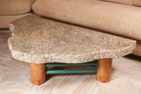 Custom Granite Coffee Table | Coffee Table Design Ideas