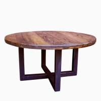 Custom Metal Coffee Table Base | Coffee Table Design Ideas