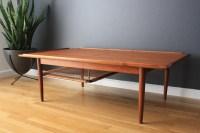 Danish Modern Coffee Table | Coffee Table Design Ideas