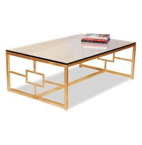 Gold And Glass Coffee Tables | Coffee Table Design Ideas