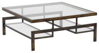 Gold Coffee Table Glass Top | Coffee Table Design Ideas