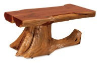 Half Log Coffee Table | Coffee Table Design Ideas
