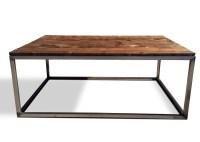 Industrial Modern Coffee Table | Coffee Table Design Ideas