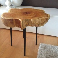 Log Coffee Table And End Tables | Coffee Table Design Ideas