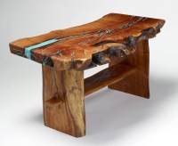 Log Stump Coffee Table