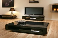 Low Black Coffee Table | Coffee Table Design Ideas
