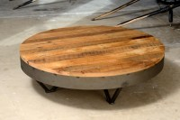 Low Round Coffee Table | Coffee Table Design Ideas