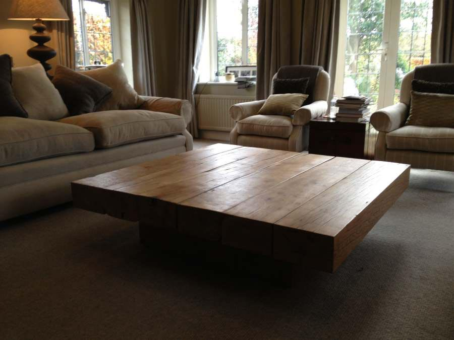 Low Square Coffee Table  Coffee Table Design Ideas