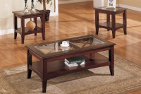 Mahogany Coffee Table With Glass Top | Coffee Table Design ...