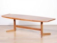 Mid Century Teak Coffee Table | Coffee Table Design Ideas