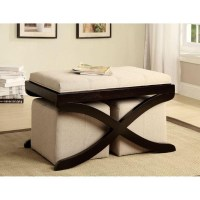Modern Ottoman Coffee Table