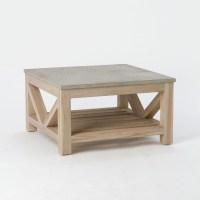 Outdoor Teak Coffee Table | Coffee Table Design Ideas