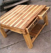 Patio Coffee Table Plans | Coffee Table Design Ideas