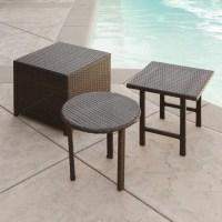 Patio Coffee Table Set | Coffee Table Design Ideas