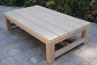 Patio Furniture Coffee Table | Coffee Table Design Ideas