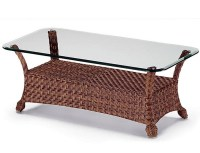 Rattan Coffee Table Glass Top | Coffee Table Design Ideas