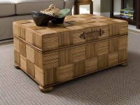 Rattan Storage Coffee Table | Coffee Table Design Ideas