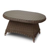 Resin Patio Coffee Table | Coffee Table Design Ideas