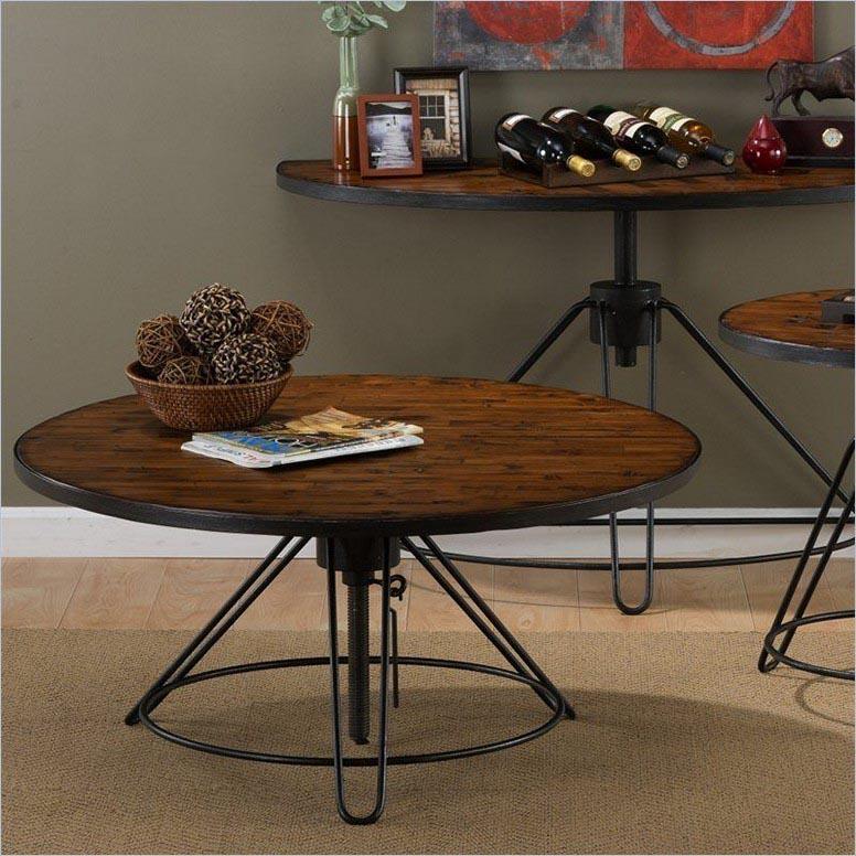 title | Adjustable Height Coffee Table