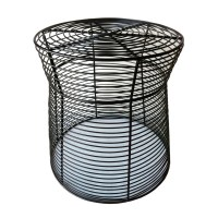 Round Wrought Iron Patio Coffee Table | Coffee Table ...