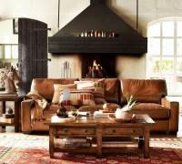 Rustic Mahogany Coffee Table | Coffee Table Design Ideas