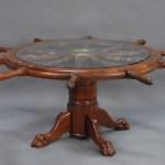 Ship Wheel Coffee Table Coffee Table Design Ideas