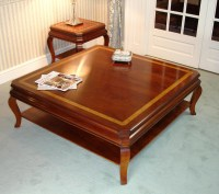 Solid Mahogany Coffee Table | Coffee Table Design Ideas