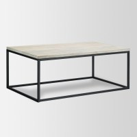 Steel Frame Coffee Table | Coffee Table Design Ideas