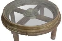 Wagon Wheel Coffee Tables | Coffee Table Design Ideas