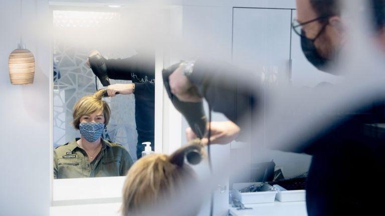 Les Belges traversent la frontière pour se faire coiffer (Photo d'illustration)