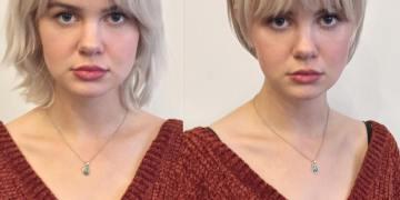 Coiffures longues à courtes avant et après, idées de coupes courtes pour les femmes