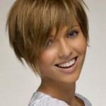 Belles coiffures d'été pour cheveux courts
