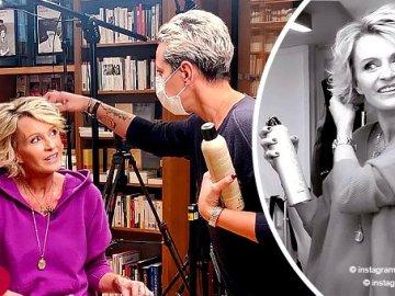 Sophie Davant a la même coiffure depuis 30 ans : elle révèle son secret