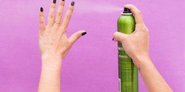 spray de fixation