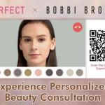 Perfect Corp. Partners with Bobbi Brown Cosmetics for an Interactive AR & AI Online Beauty Personalized Consultation Experience