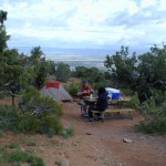 Saddlehorn Campground, Colorado National Monument