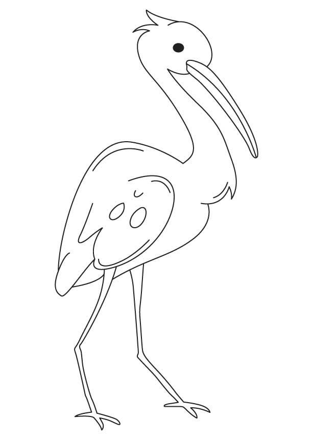 the+herons Colouring Pages