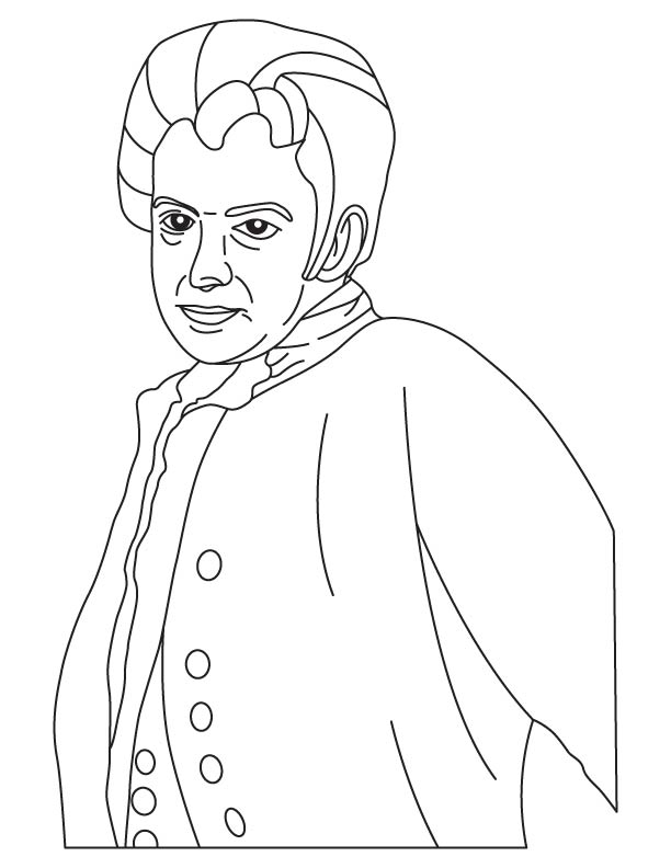 Rob Coloring Coloring Page Coloring Pages