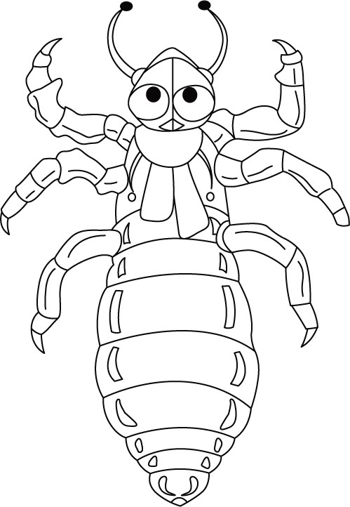 Free to bed coloring pages