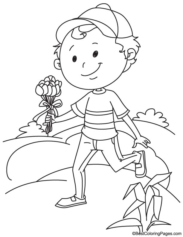 Cactus Coloring Page Cactus Coloring Pages Aster Flower