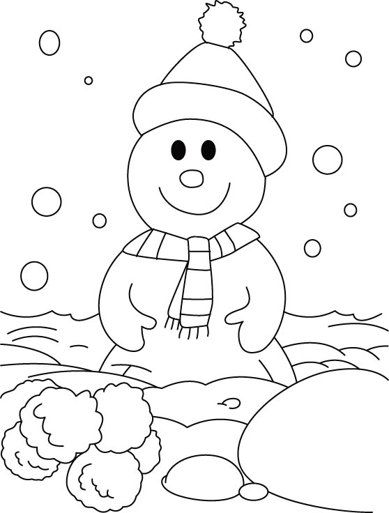 Olaf The Snowman Coloring Pages Coloring Pages