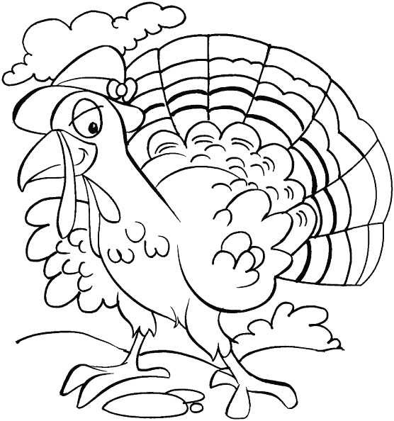 habits Colouring Pages