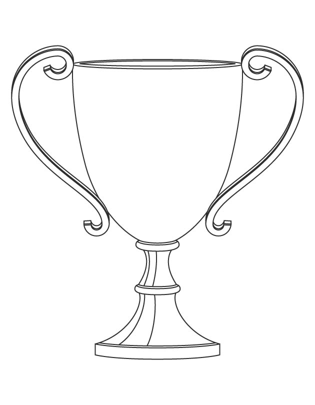 Award Coloring Page Printable Coloring Pages
